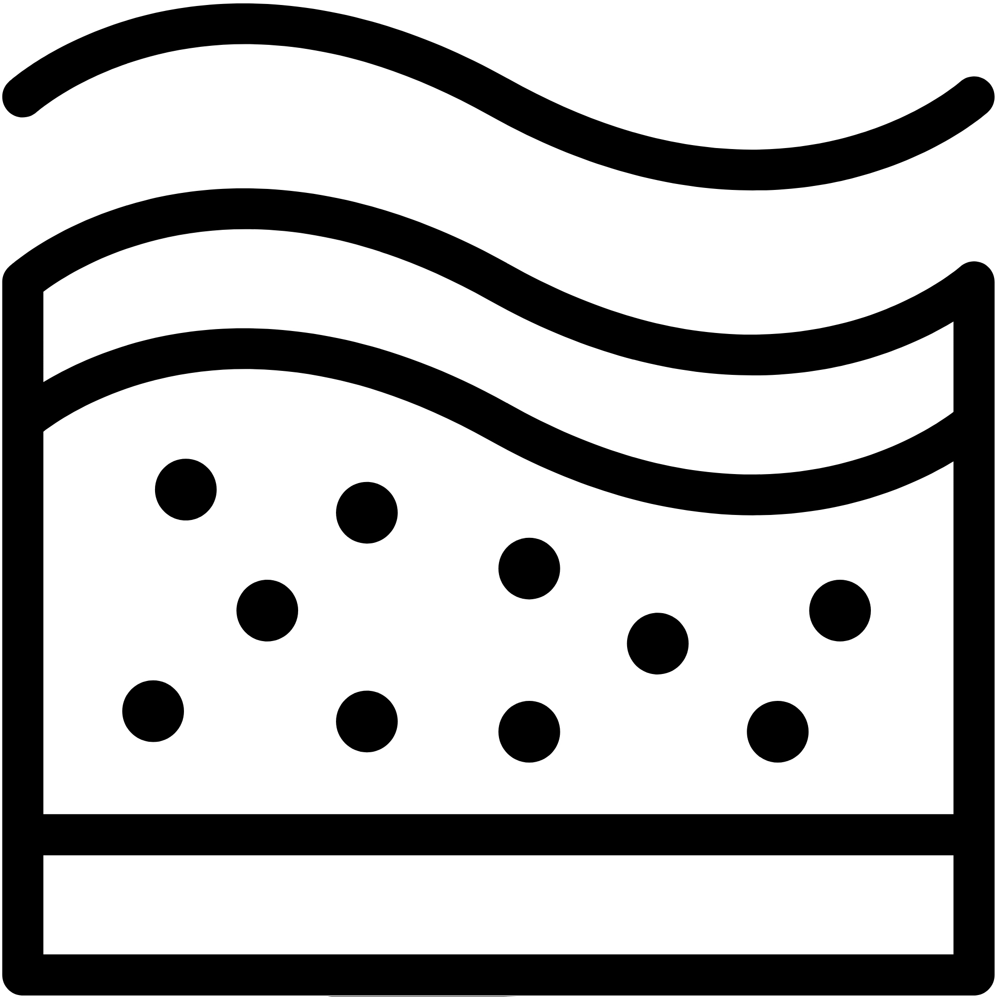Comfort Foam Layers